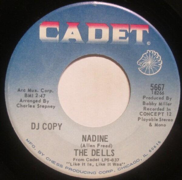 #<Artist:0x00007f4e0eb865d8> - Nadine / Open Up My Heart