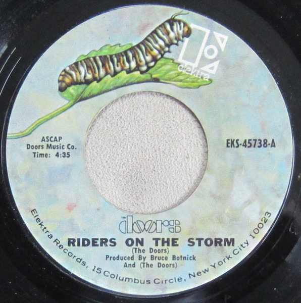 #<Artist:0x00007f4e12501ce0> - Riders On the Storm