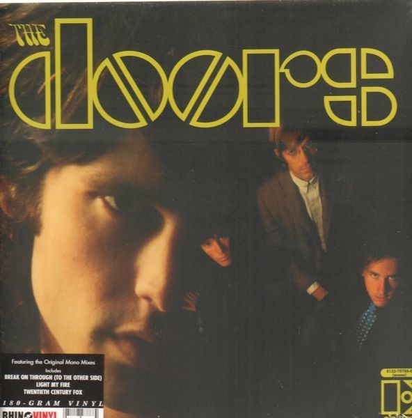 #<Artist:0x007f41cb31c6f8> - The Doors