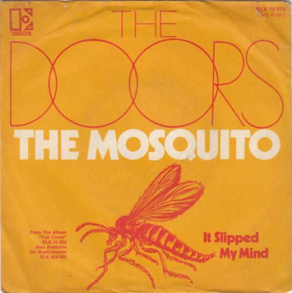 #<Artist:0x00007fd90304d808> - The Mosquito