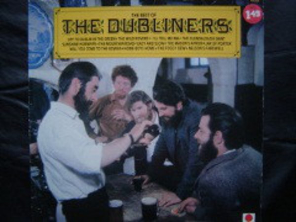 Dubliners The Best Of Vinyl Records Lp Cd On Cdandlp