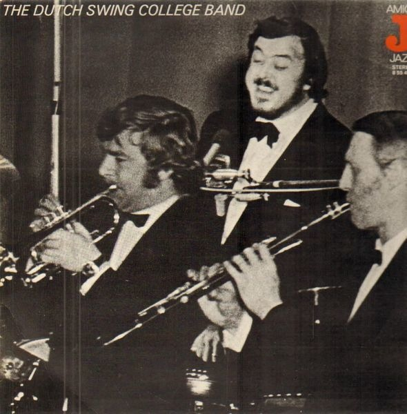 THE DUTCH SWING COLLEGE BAND - The Dutch Swing College Band - LP