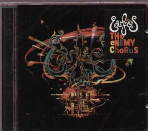 EARLIES, THE - The Enemy Chorus - CD