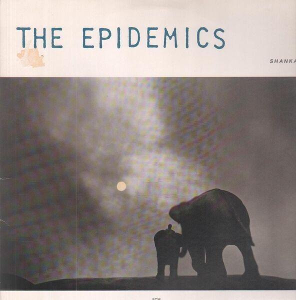THE EPIDEMICS - Shankar / Caroline - 33T