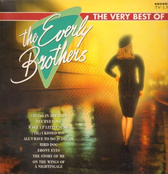 #<Artist:0x007f1ec5955ea8> - The Very Best Of The Everly Brothers