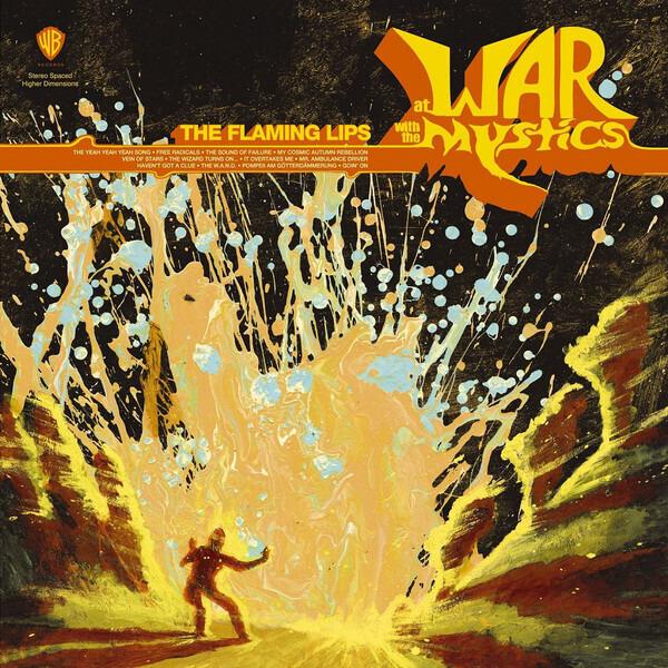 #<Artist:0x00007f418e330168> - At War with the Mystics