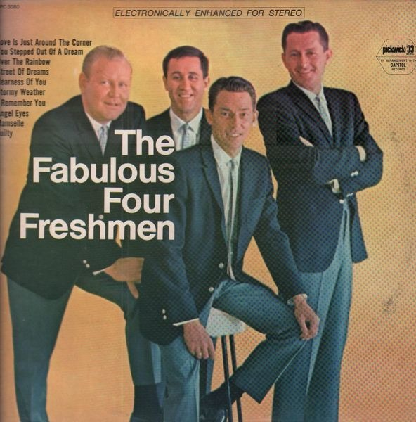 The Fabulous Four Freshmen
