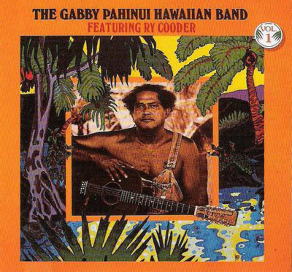 #<Artist:0x00007f4e0d510268> - The Gabby Pahinui Hawaiian Band, Vol. 1