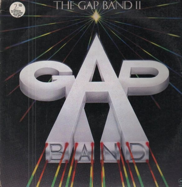 #<Artist:0x007fcf6ef90bb0> - The Gap Band II