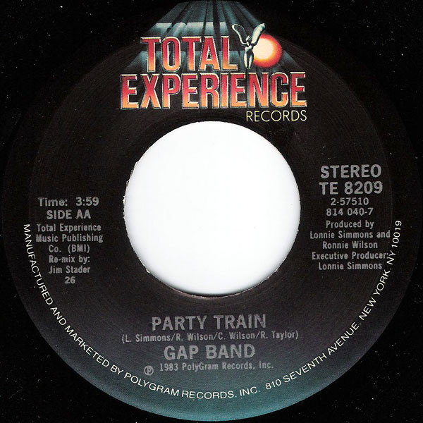 #<Artist:0x007f6700f53840> - Party Train (The Special Party Train Dance Mix)