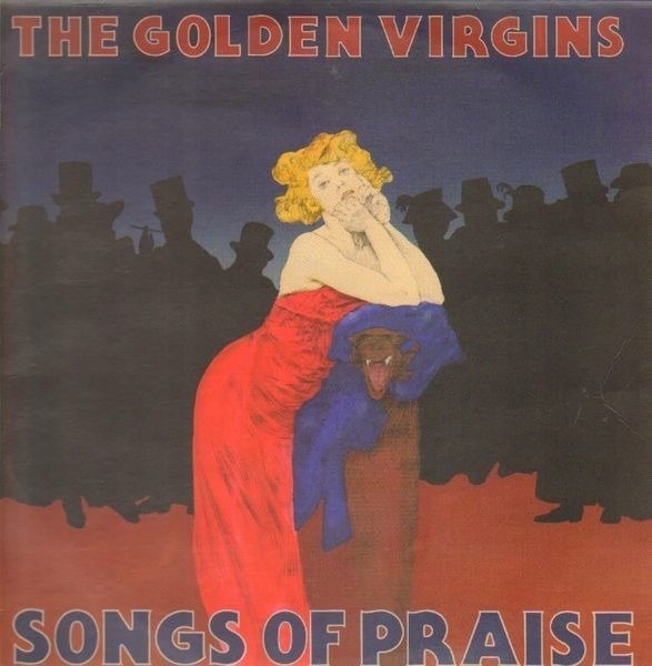 THE GOLDEN VIRGINS - Songs Of Praise - 33T