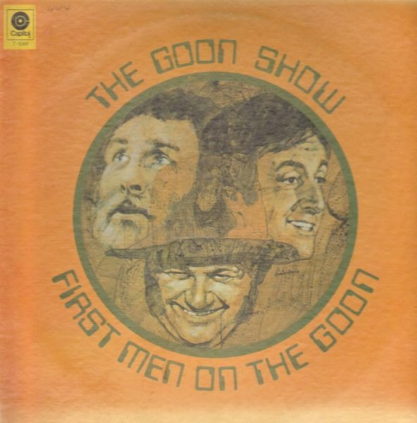 The Goon Show, The Goons First Men On The Goon