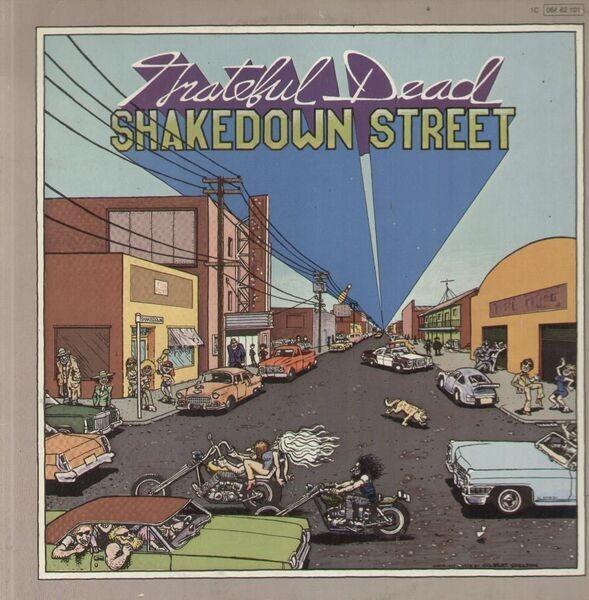 #<Artist:0x007f640b305608> - Shakedown Street