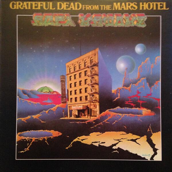 #<Artist:0x0000000006fad290> - From the Mars Hotel