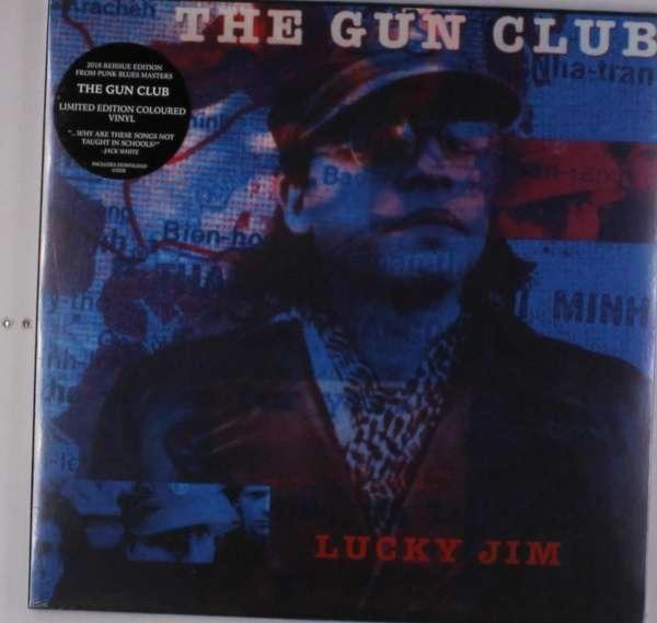 #<Artist:0x00007fcea5d86aa0> - Lucky Jim (reissue)