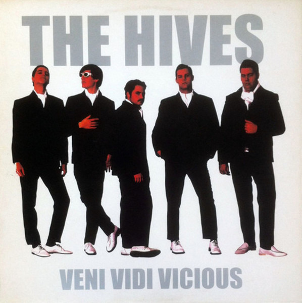 the hives garage rock 2000