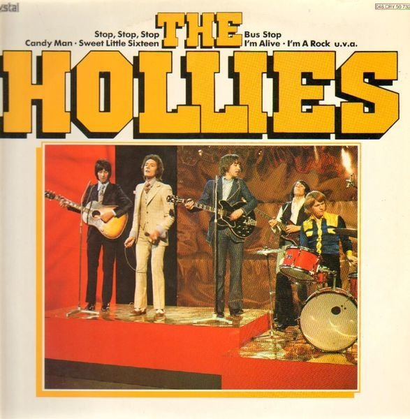 #<Artist:0x007f33a37f1240> - The Hollies
