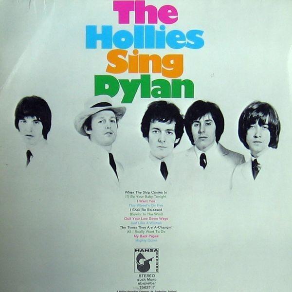 #<Artist:0x0000000007d34990> - The Hollies Sing Dylan