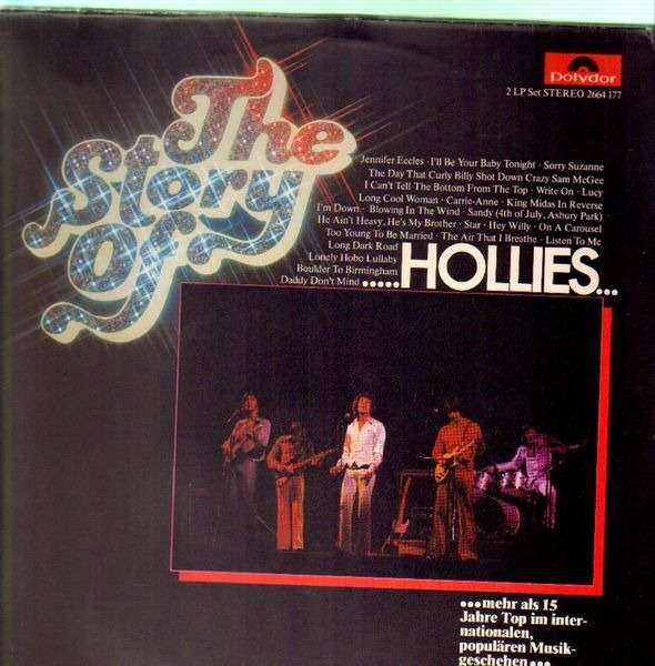 the hollies the story of the hollies
