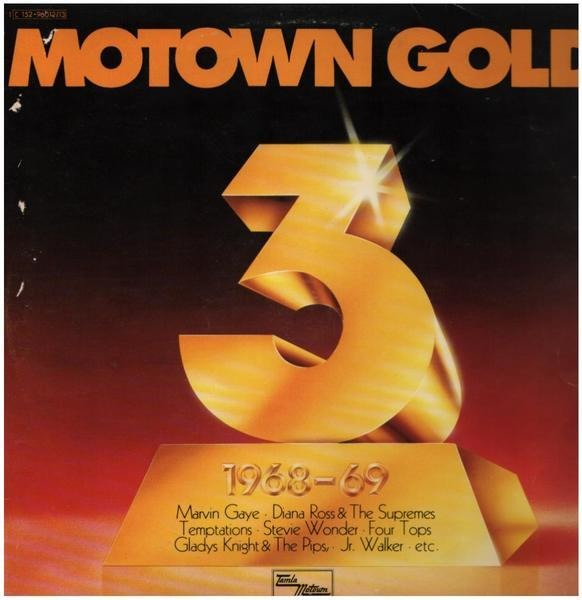the isley brothers, diana ross & the supremes, a.o motown gold vol. 3