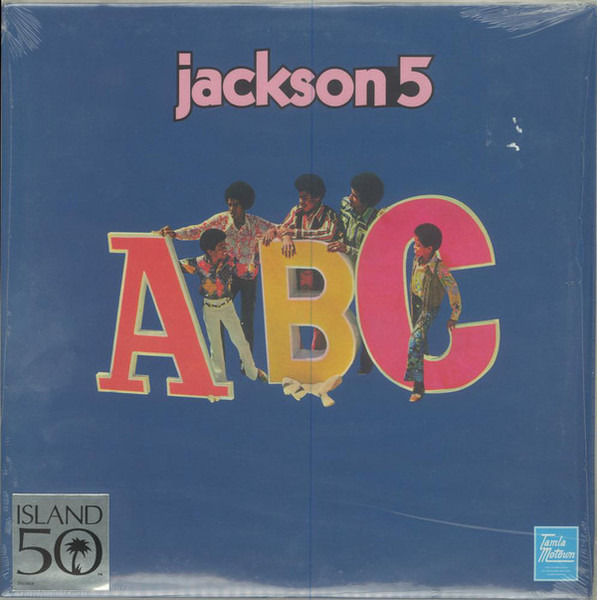 The Jackson 5 Abc (180 GRAM, STILL SEALED)