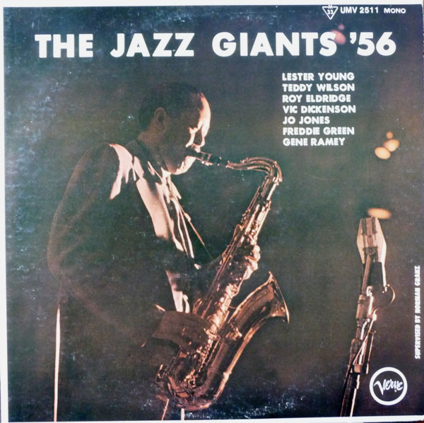 #<Artist:0x007f687a3330f8> - The Jazz Giants '56