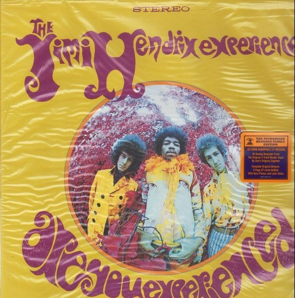 The Jimi Hendrix Experience Are You Experienced (180 GRAM, STILL SEALED)