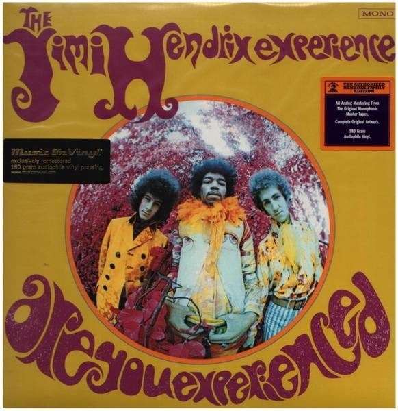 The Jimi Hendrix Experience Are You Experienced (180G)
