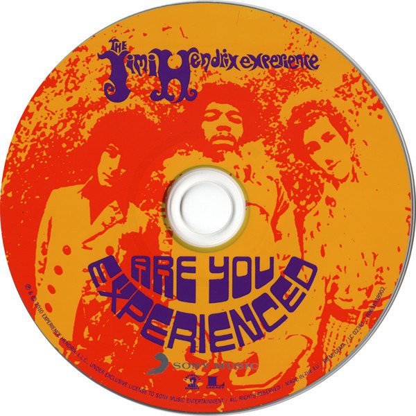 The Jimi Hendrix Experience Are You Experienced (BONUS TRACKS)