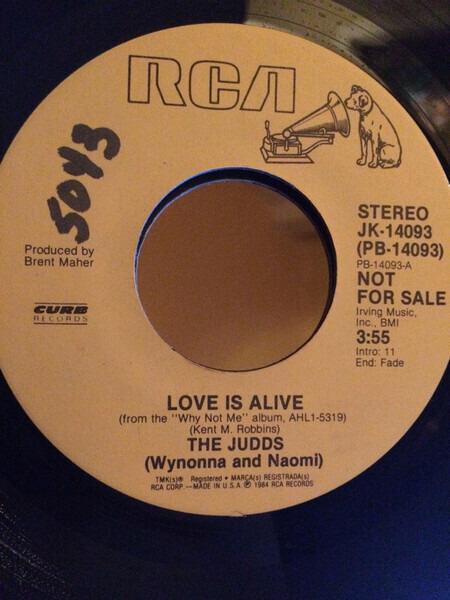 #<Artist:0x007f5c75e63920> - Love Is Alive