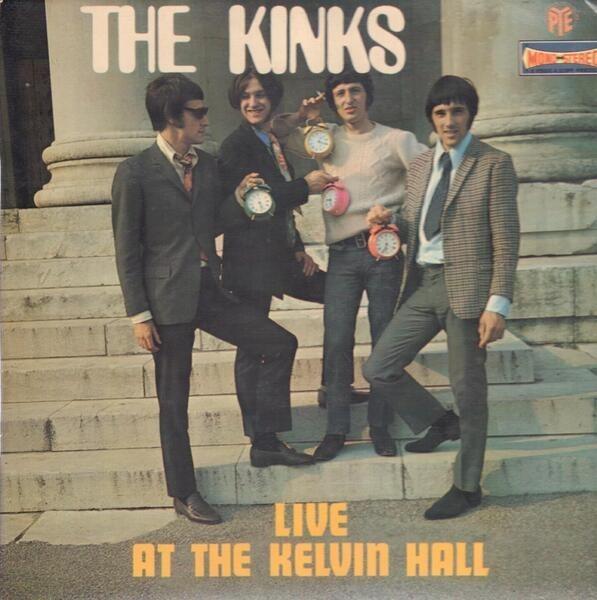 #<Artist:0x0000000007c6f578> - Live At The Kelvin Hall
