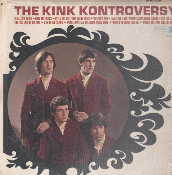 #<Artist:0x007f519eafecd0> - The Kink Kontroversy