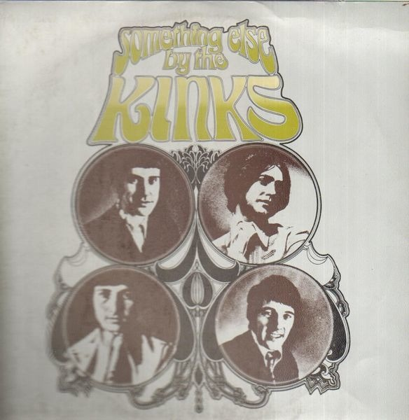 #<Artist:0x007f8236fb91a8> - Something Else by the Kinks