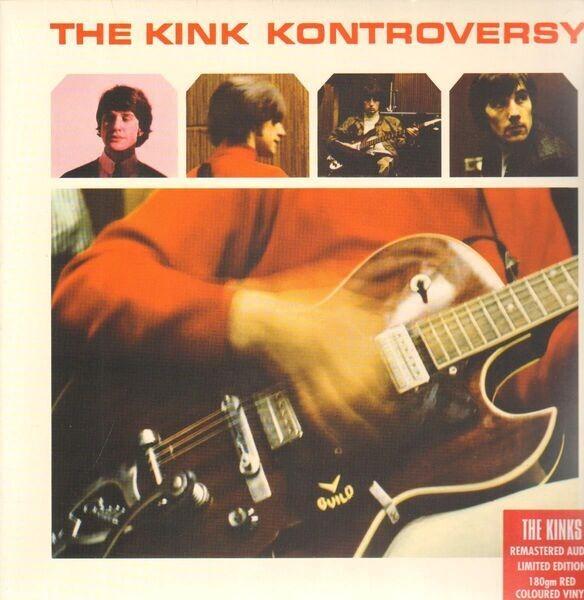 #<Artist:0x007fb3b172acb0> - The Kink Kontroversy