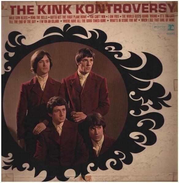 #<Artist:0x00007f561a7117c8> - The Kink Kontroversy