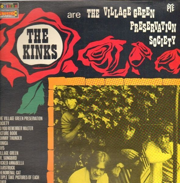 #<Artist:0x007fc94c9e17a0> - The Kinks Are The Village Green Preservation Society