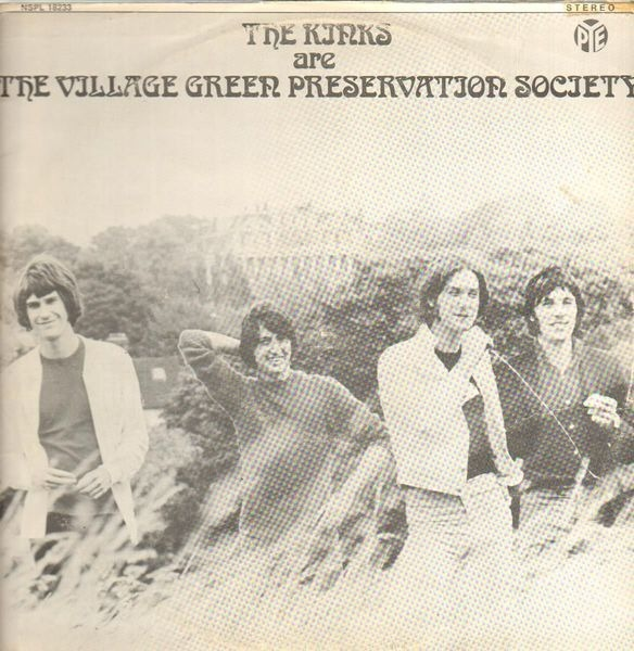 #<Artist:0x007f48413134a0> - The Kinks Are The Village Green Preservation Society