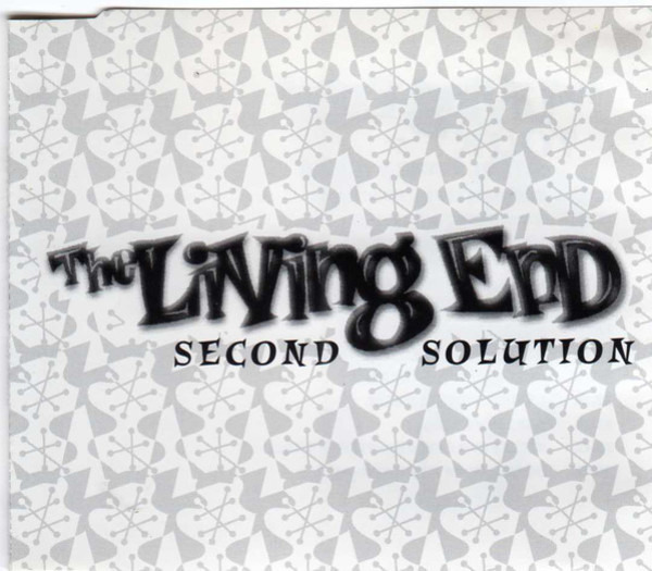 THE LIVING END - Second Solution - CD Maxi