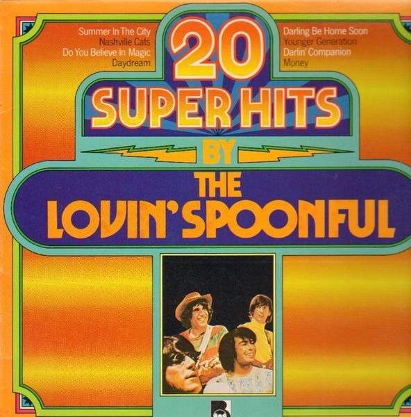 The Lovin' Spoonful 20 Super Hits