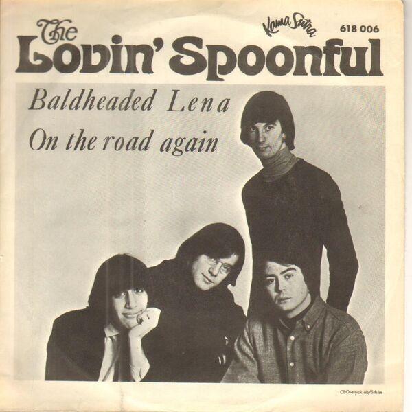 The Lovin' Spoonful Baldheaded Lena (ORIGINAL SWEDISH)