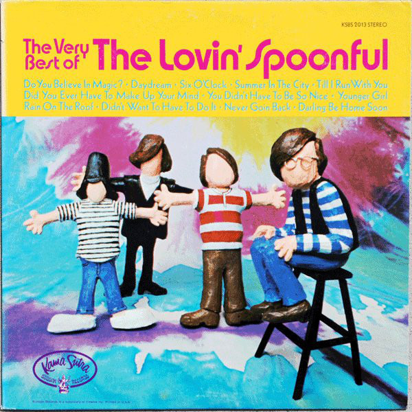 #<Artist:0x00000000063148d0> - The Very Best Of The Lovin' Spoonful