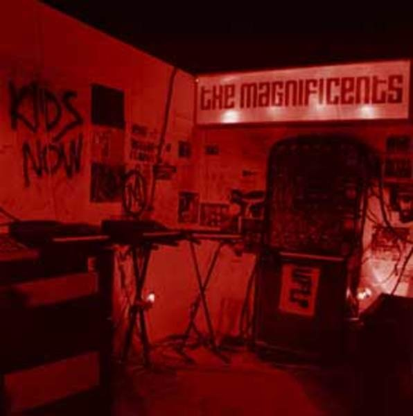 THE MAGNIFICENTS - Kids Now! - 12 inch x 1