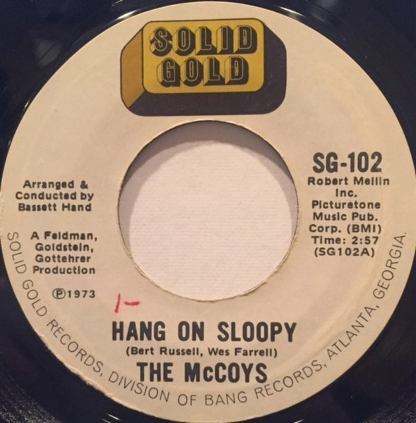 #<Artist:0x007f3a41c2a858> - hang on sloopy / Fever