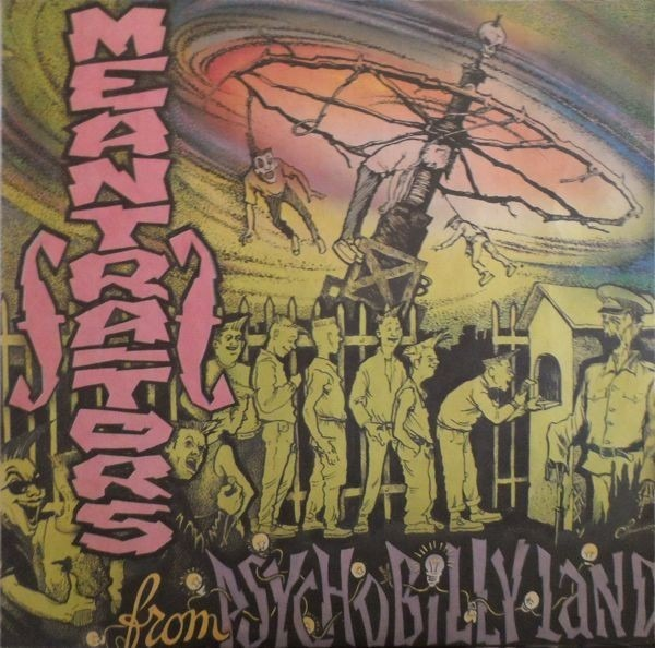 THE MEANTRAITORS - From Psychobilly Land - 33T