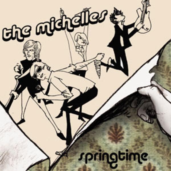 THE MICHELLES - Springtime - 45T x 1