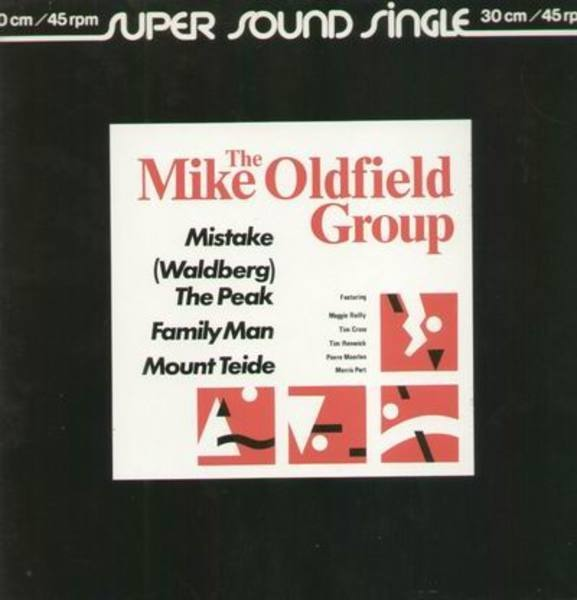 THE MIKE OLDFIELD GROUP - Mistake - Maxi x 1