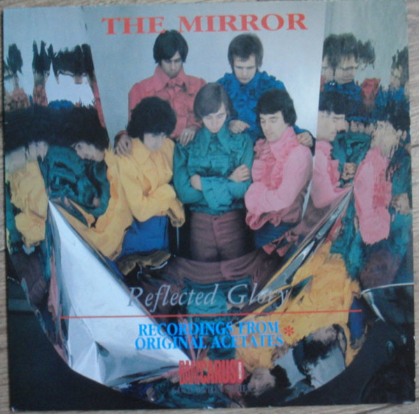 THE MIRROR - Reflected Glory - Maxi x 1