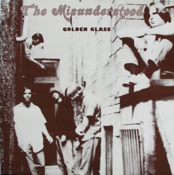 THE MISUNDERSTOOD - Golden Glass - 12 inch x 1