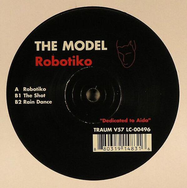 #<Artist:0x00007ff25d160da8> - ROBOTIKO EP