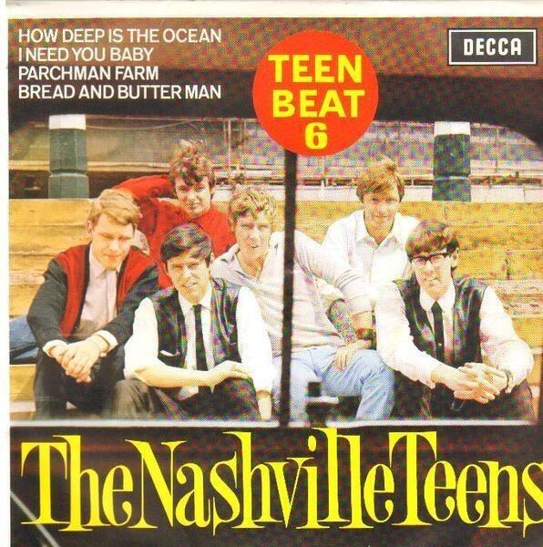 #<Artist:0x007f2777e30ff8> - The Nashville Teens